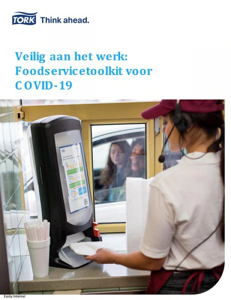 foodservice voor covid